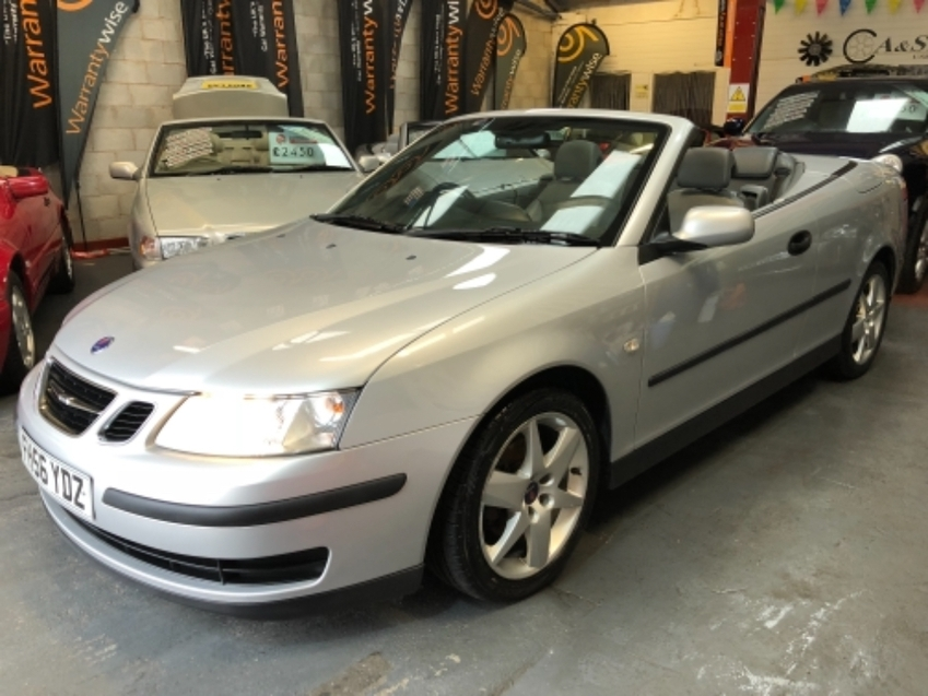 View SAAB 9-3 LINEAR T