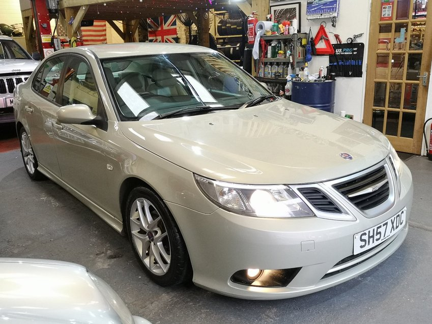 View SAAB 9-3 VECTOR SPORT 1.8T