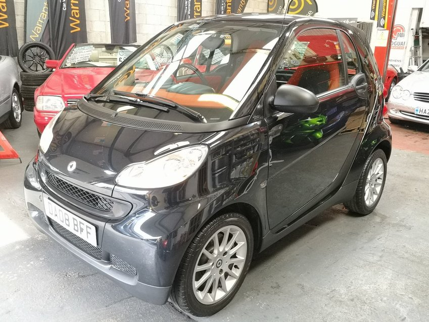 View SMART FORTWO 1.0 Softip Auto Passion