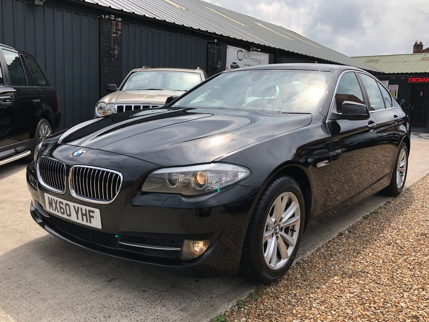 BMW 5 SERIES 523i Step Auto 3.0 SE