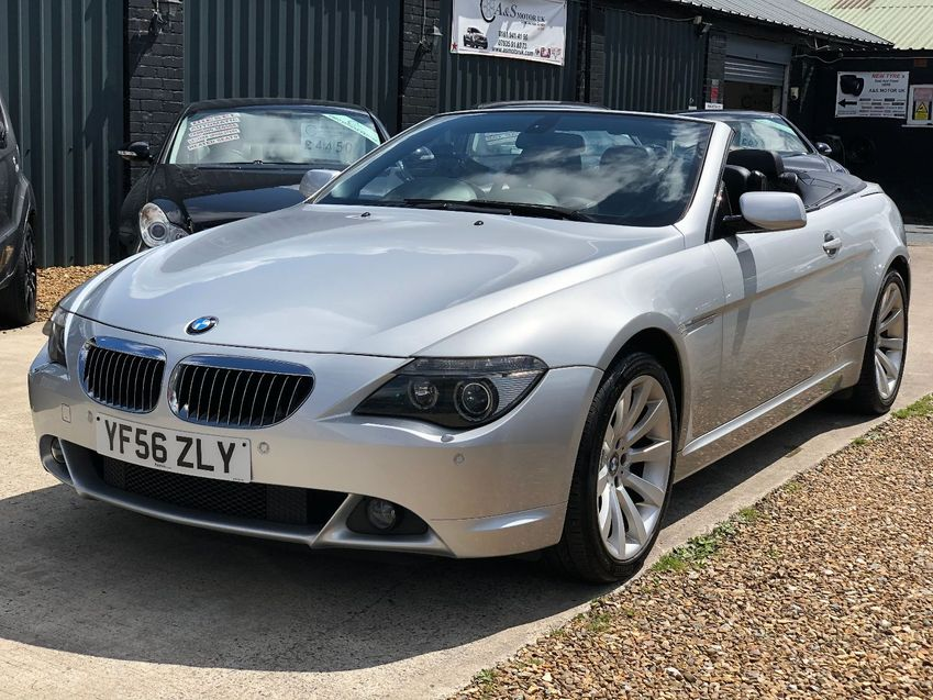 BMW 6 SERIES 650i Ci Sport 4.8 V8 Auto Luxury Muscle