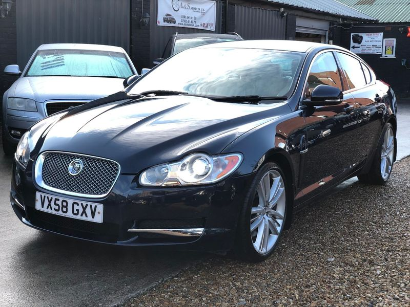 JAGUAR XF 5.0 V8 PORTFOLIO Luxury Muscle X250